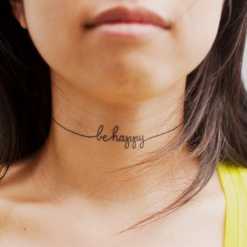 Tetování na jeden den